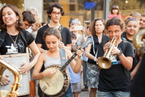 Today Thursday September 20: Presentation 5th JAZZING Sant Andreu Jazz Festival