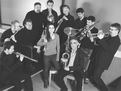 The New Catalan Ensemble amb Andrea Motis i Joan Chamorro