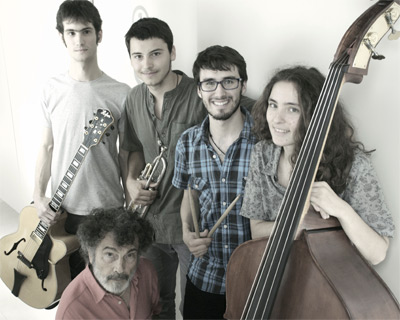 Quim Lecina & Nou Brownie Jazz Quartet