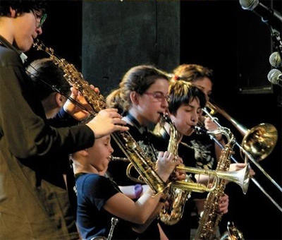 Young Cats de la Sant Andreu Jazz Band